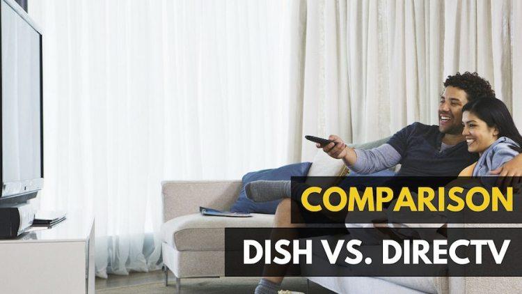 direct tv vs dish network