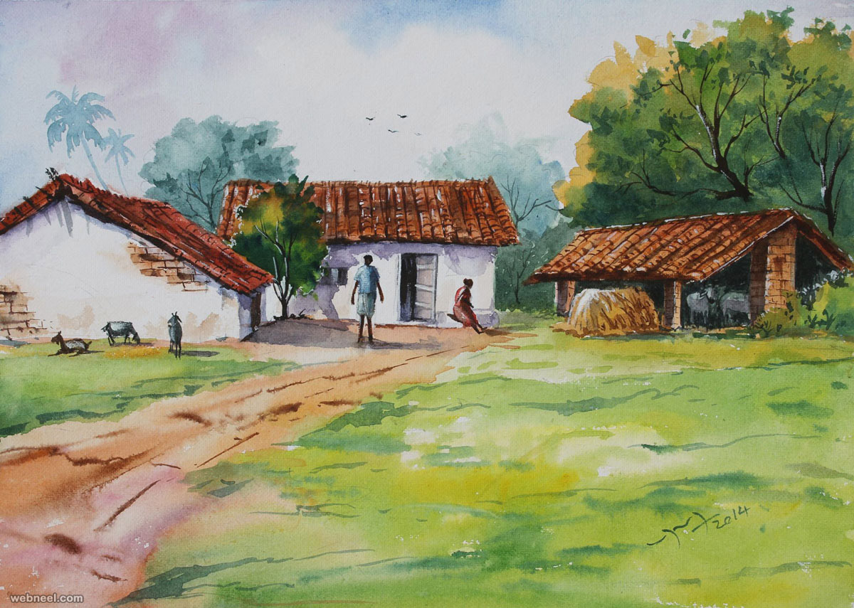 Watercolor Painting - Some Basic Information - AVA360 Entertainment ...